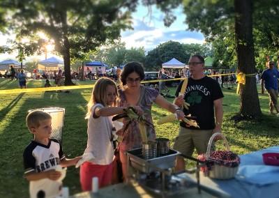 Humboldt Park Corn Roast 2015