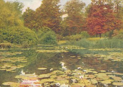 Humboldt Park Lily Pond