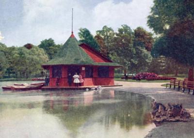 Boat House Humboldt Park