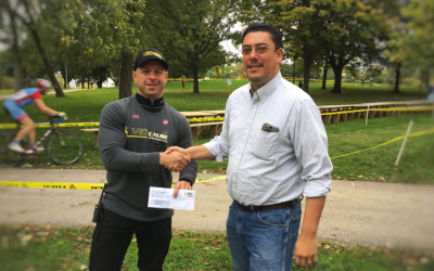 Humboldt Park Friends is grateful to Andy Feuersthaler for his generous $500 donation